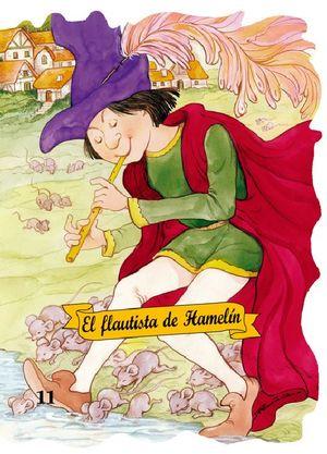 FLAUTISTA DE HAMELIN, EL (TROQUELADO)