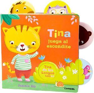 TINA JUEGA AL ESCONDITE / PD.