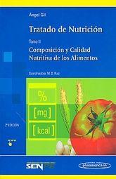 TRATADO DE NUTRICION. COMPOSICION Y CALIDAD NUTRITIVA DE LOS ALIMENTOS / TOMO II / 2 ED.