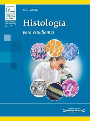 Histología. Para estudiantes (Incluye versión digital)