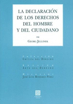 DECLARACION DE LOS DERECHOS DEL HOMBRE Y DEL CIUDADANO, LA