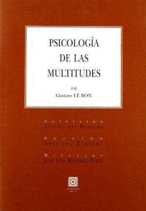 PSICOLOGIA DE LAS MULTITUDES