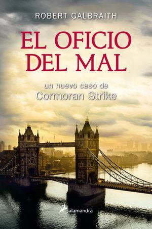 OFICIO DEL MAL, EL / CORMORAN STRIKE