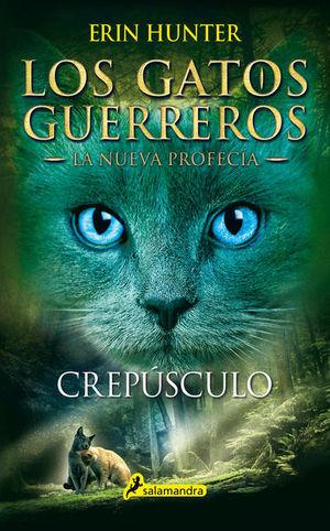 CREPUSCULO / LOS GATOS GUERREROS. LA NUEVA PROFECIA 5