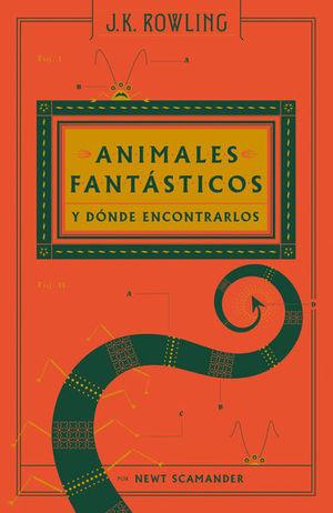 ANIMALES FANTASTICOS Y DONDE ENCONTRARLOS / PD.