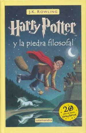 HARRY POTTER Y LA PIEDRA FILOSOFAL / PD.