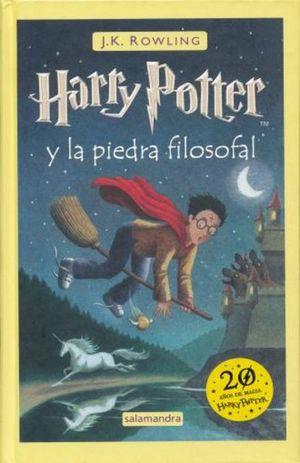 HARRY POTTER Y LA PIEDRA FILOSOFAL / PD.