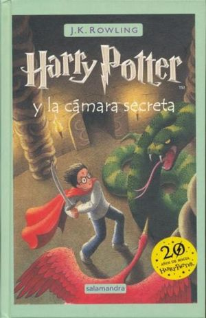 HARRY POTTER Y LA CAMARA SECRETA / PD.