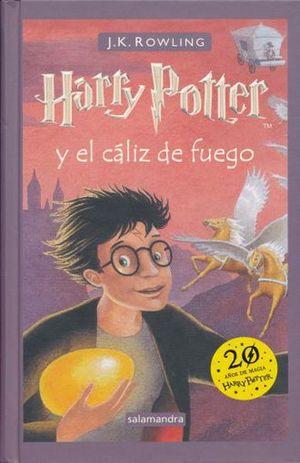 HARRY POTTER Y EL CALIZ DE FUEGO / PD.