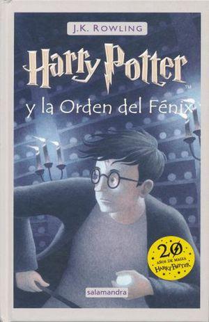 HARRY POTTER Y LA ORDEN DEL FENIX / PD.
