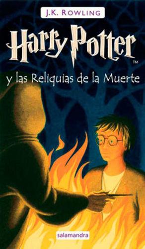 HARRY POTTER Y LAS RELIQUIAS DE LA MUERTE / PD.