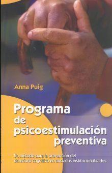 PROGRAMA DE PSICOESTIMULACION PREVENTIVA