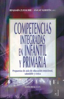 COMPETENCIAS INTEGRADAS EN INFANTIL Y PRIMARIA