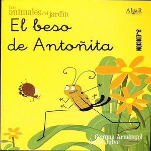 BESOS DE ANTOÑITA, EL / 2 ED.