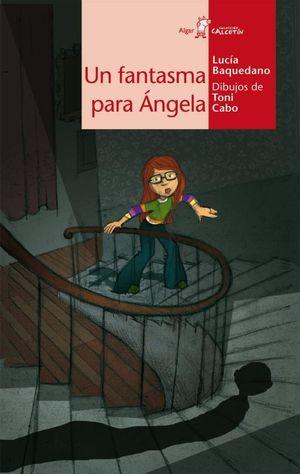 UN FANTASMA PARA ANGELA / 2 ED.