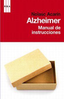 ALZHEIMER. MANUAL DE INSTRUCCIONES