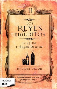 REYES MALDITOS II, LOS. LA REINA ESTRANGULADA