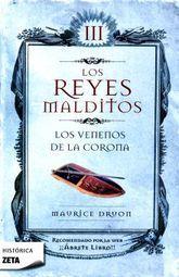 REYES MALDITOS III, LOS. LOS VENENOS DE LA CORONA
