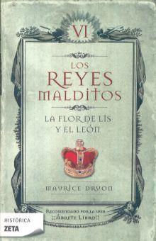 REYES MALDITOS VI, LOS. LA FLOR DE LIS Y EL LEON