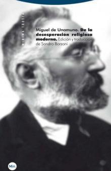 DE LA DESESPERACION RELIGIOSA MODERNA