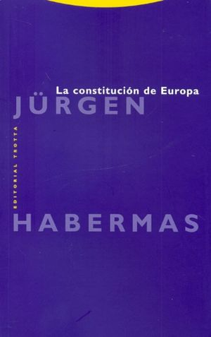 CONSTITUCION DE EUROPA, LA