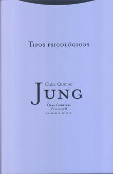TIPOS PSICOLOGICOS / JUNG OBRAS COMPLETAS / VOL. 6 / PD.