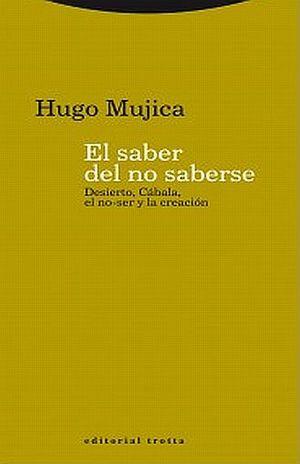 SABER DE NO SABERSE, EL