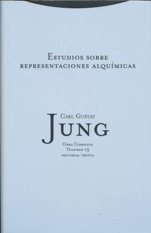 ESTUDIOS SOBRE REPRESENTACIONES ALQUIMICAS / VOL. 13 / PD.