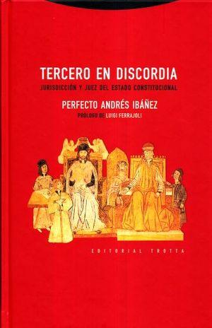 TERCERO EN DISCORDIA / PD.