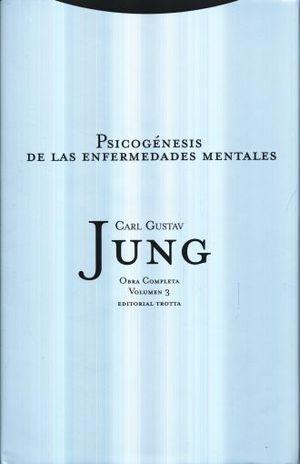 PSICOGENESIS DE LAS ENFERMEDADES MENTALES / JUNG OBRA COMPLETA / VOL. 3 / PD.