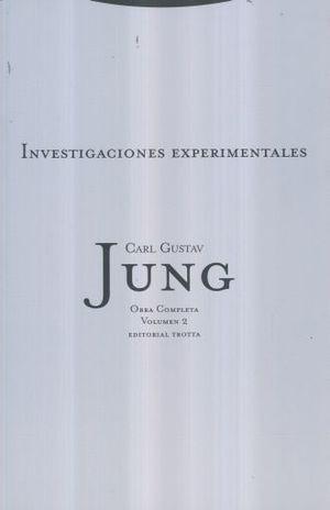INVESTIGACIONES EXPERIMENTALES / CARL GUSTAV JUNG OBRA COMPLETA / VOL. II