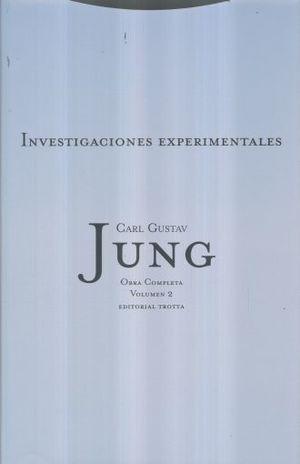 INVESTIGACIONES EXPERIMENTALES / CARL GUSTAV JUNG OBRA COMPLETA / VOL. 2 / PD.