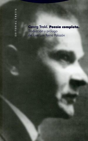 Poesía completa / 2 ed.