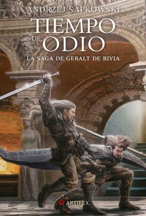 Tiempo de odio / La saga de Geralt de Rivia / vol. 4