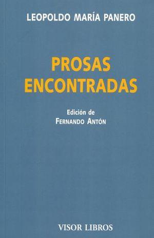PROSAS ENCONTRADAS
