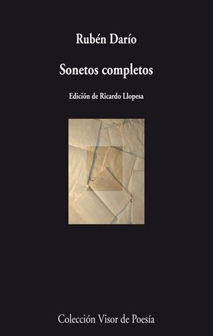 SONETOS COMPLETOS / RUBEN DARIO