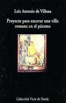 PROYECTO PARA EXCAVAR UNA VILLA ROMANA EN EL PARAMO