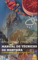 MANUAL DE TECNICAS DE MONTAÑA E INTERPRETACION DE LA NATURALEZA