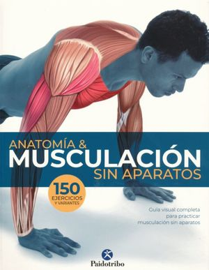 Anatomía & musculación sin aparatos