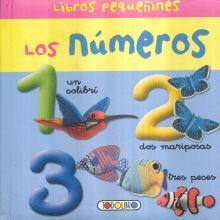NUMEROS, LOS / LIBROS PEQUEÑINES / PD.