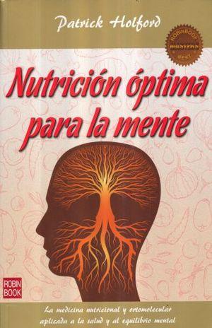 NUTRICION OPTIMA PARA LA MENTE