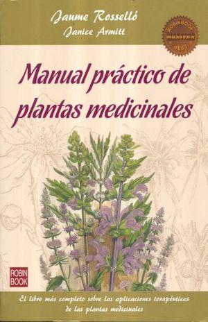 MANUAL PRACTICO DE PLANTAS MEDICINALES