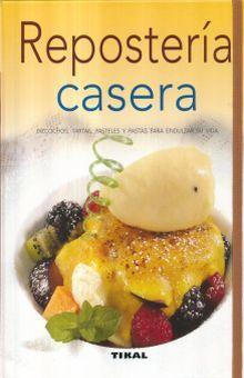 REPOSTERIA CASERA / PD.