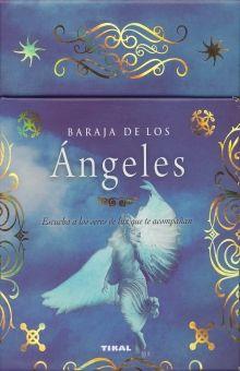 BARAJA DE LOS ANGELES. ESCUCHA A LOS SERES DE LUZ QUE TE ACOMPAÑAN (ESTUCHE)