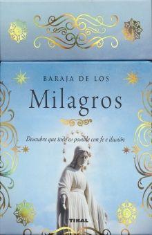 BARAJA DE LOS MILAGROS. DESCUBRE QUE TODO ES POSIBLE CON FE E ILUSION (ESTUCHE)