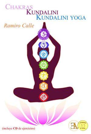 Chakras, kundalini, kundalini yoga. (Incluye CD)