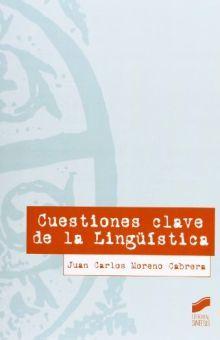 CUESTIONES CLAVE DE LA LINGUISTICA