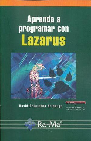 APRENDE A PROGRAMAR CON LAZARUS