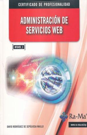 ADMINISTRACION DE SERVICIOS WEB