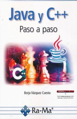 JAVA Y C ++ PASO A PASO